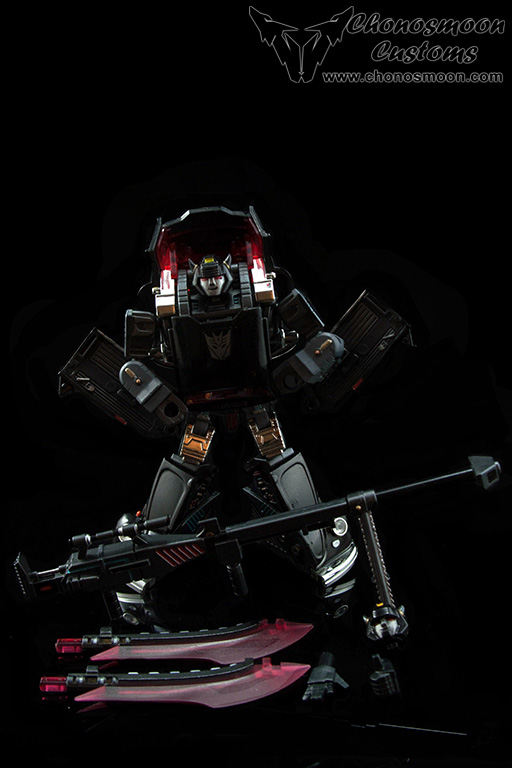 Chonosmoon S Custom Transformers And Figures